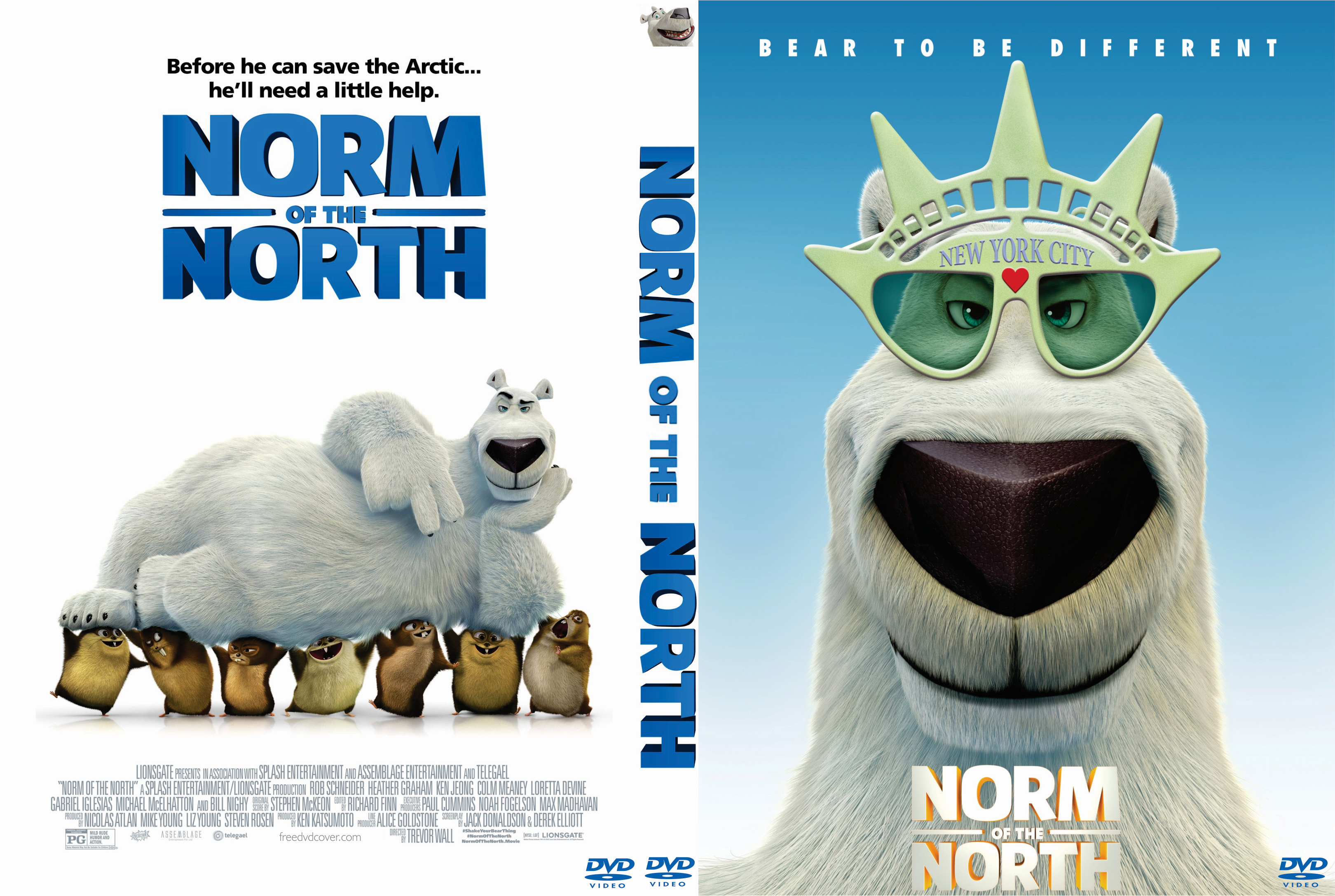 Images of Norm Of The North | 3240x2176