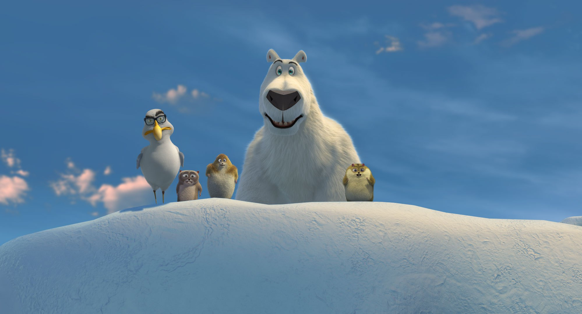 Nice Images Collection: Norm Of The North Desktop Wallpapers
