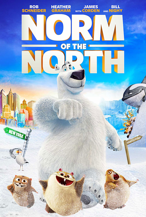 Images of Norm Of The North | 600x889