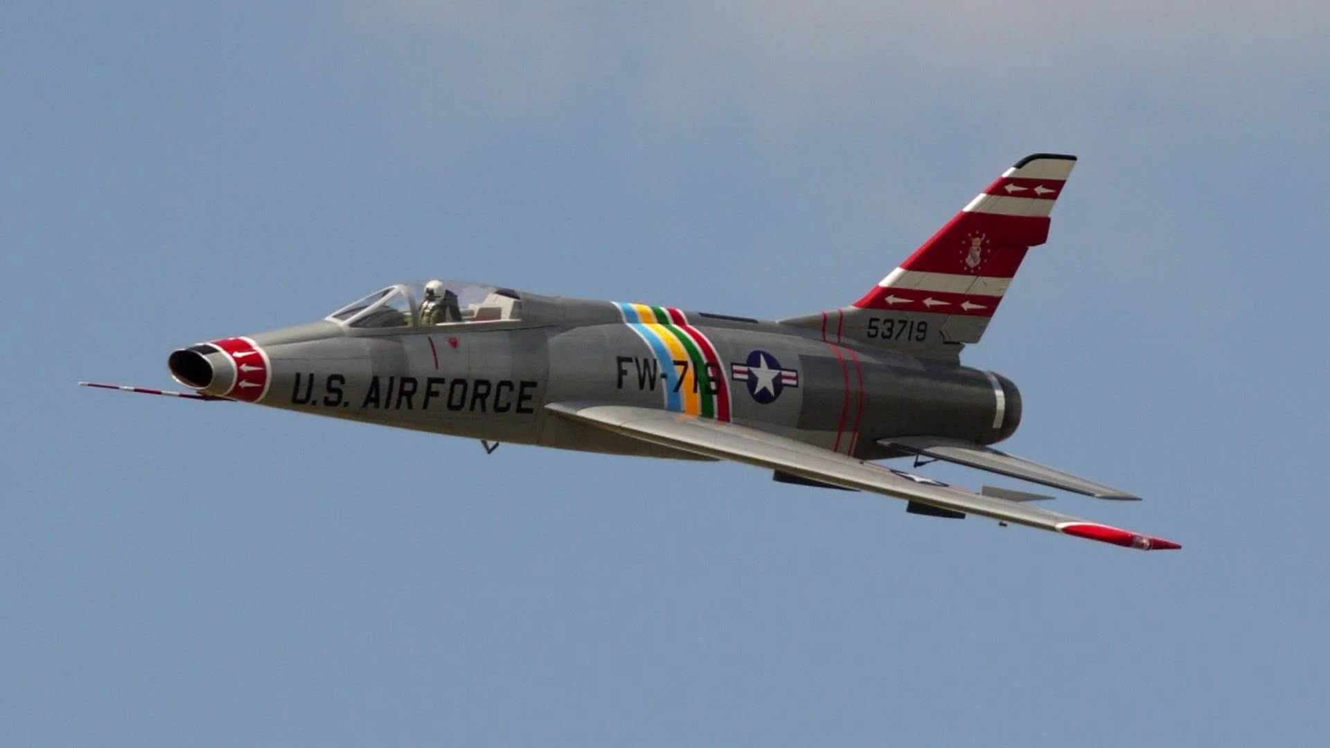 Most Viewed North American F 100 Super Sabre Wallpapers 4k