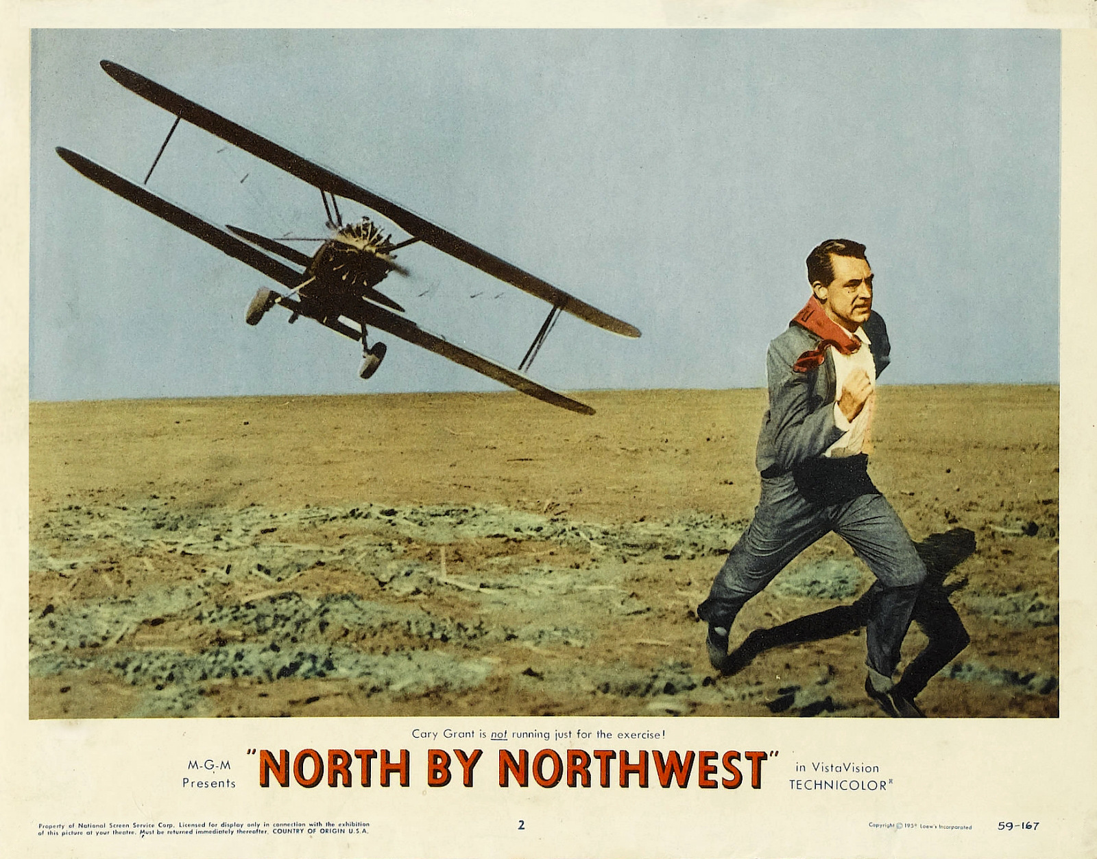 Nice Images Collection: North By Northwest Desktop Wallpapers
