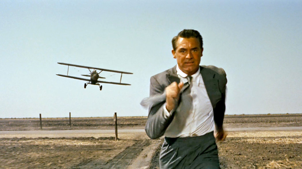HD Quality Wallpaper | Collection: Movie, 1050x591 North By Northwest