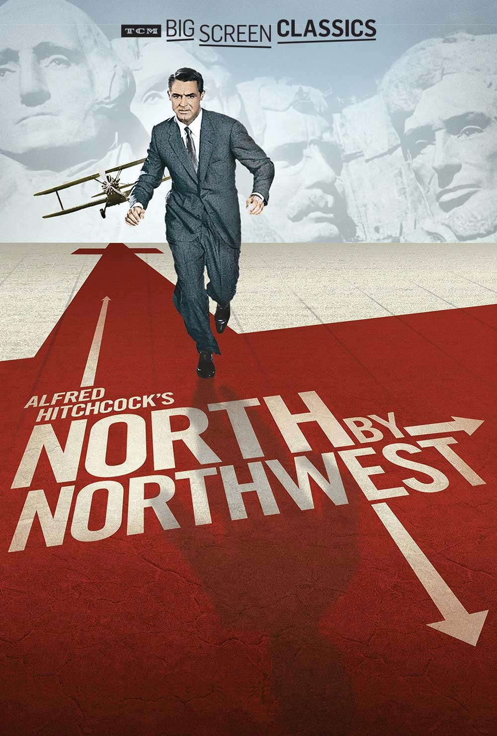 HD Quality Wallpaper | Collection: Movie, 1000x1480 North By Northwest