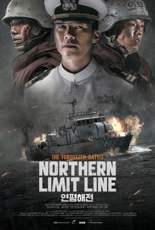 Nice Images Collection: Northern Limit Line Desktop Wallpapers