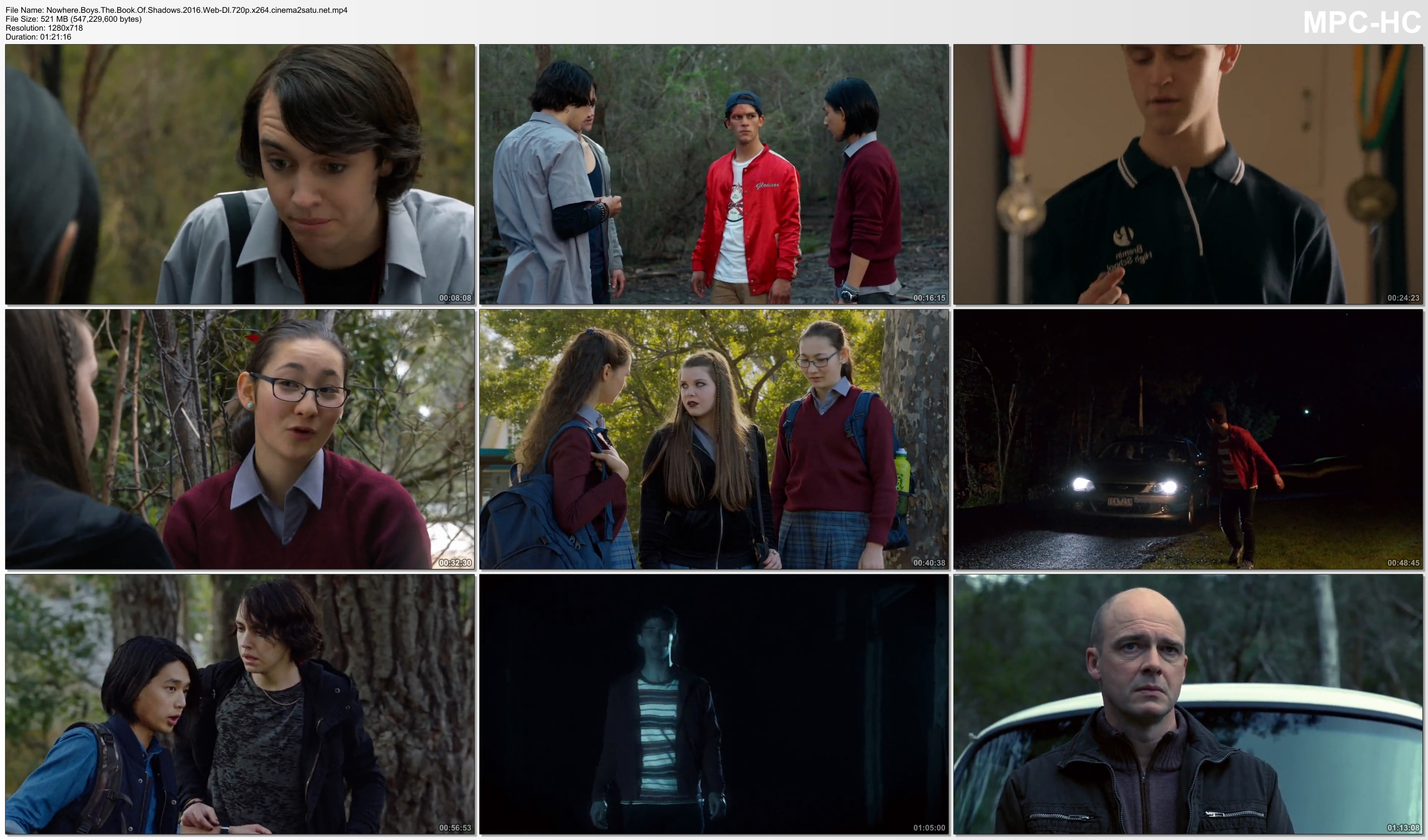 Nowhere Boys: The Book Of Shadows Pics, Movie Collection