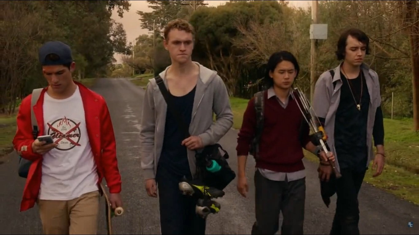 Nowhere Boys: The Book Of Shadows Backgrounds, Compatible - PC, Mobile, Gadgets| 1366x768 px