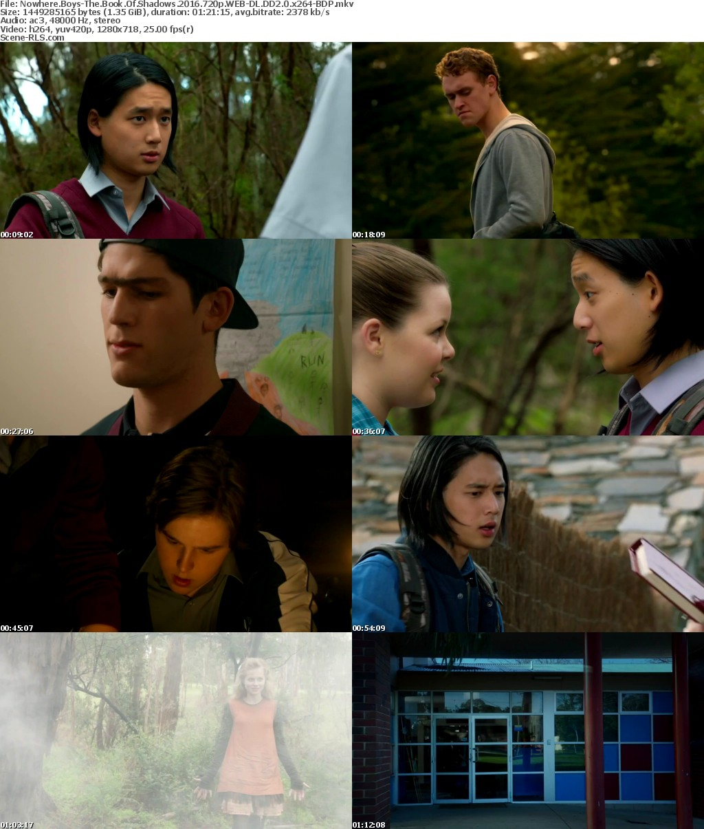 Nowhere Boys: The Book Of Shadows Backgrounds, Compatible - PC, Mobile, Gadgets| 1024x1205 px