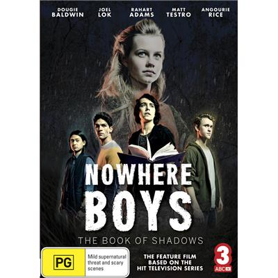 Nowhere Boys: The Book Of Shadows High Quality Background on Wallpapers Vista