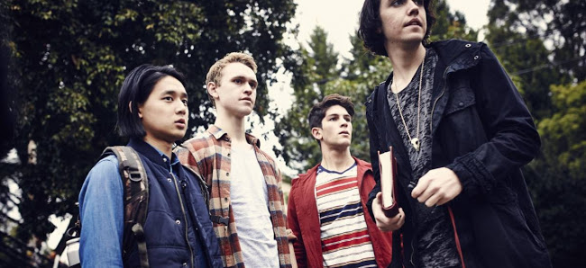 Amazing Nowhere Boys: The Book Of Shadows Pictures & Backgrounds