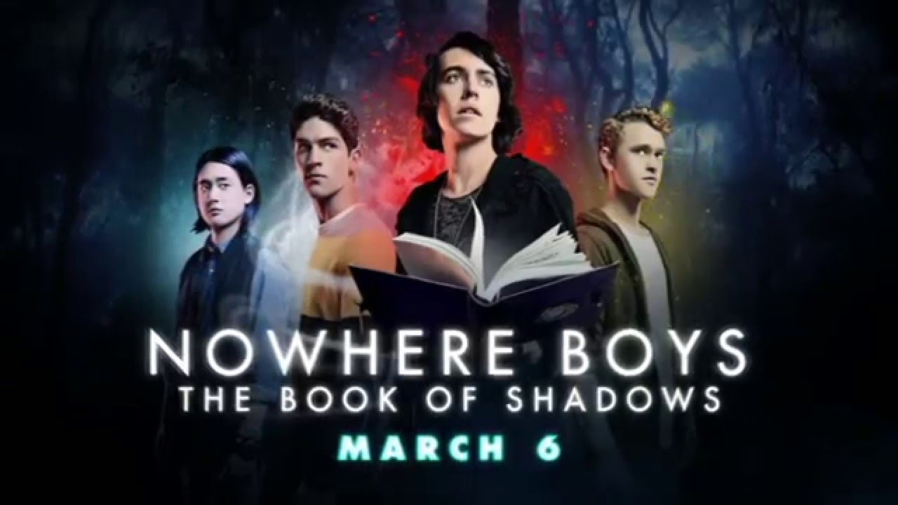 Nowhere Boys: The Book Of Shadows Backgrounds on Wallpapers Vista