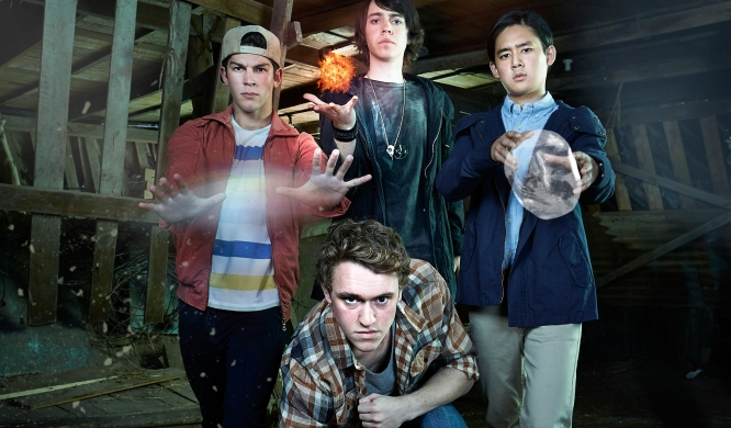 HQ Nowhere Boys: The Book Of Shadows Wallpapers | File 207.18Kb