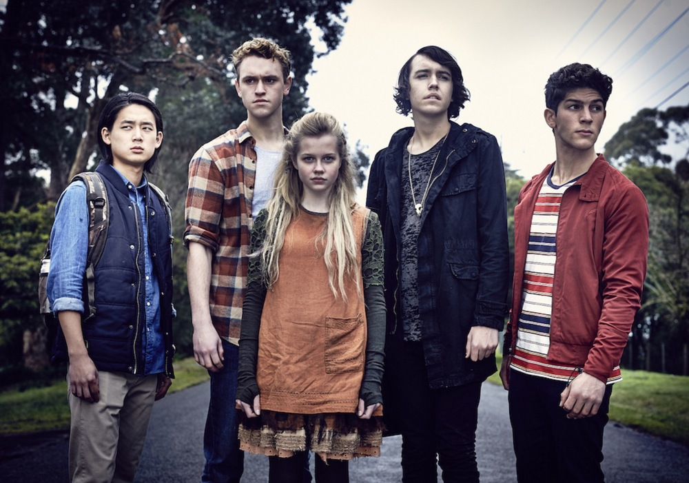 1000x701 > Nowhere Boys: The Book Of Shadows Wallpapers