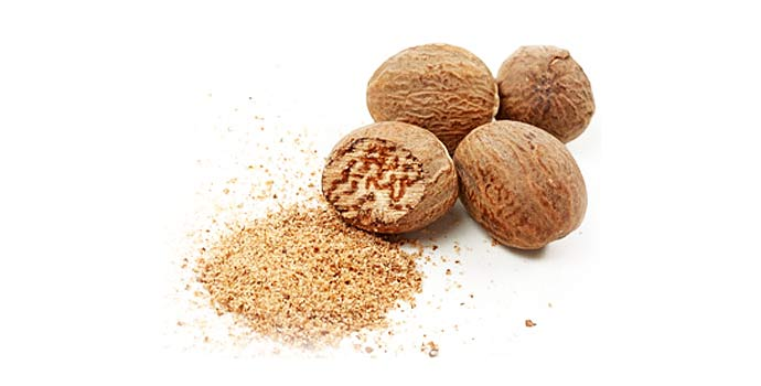 Nutmeg Pics, Food Collection