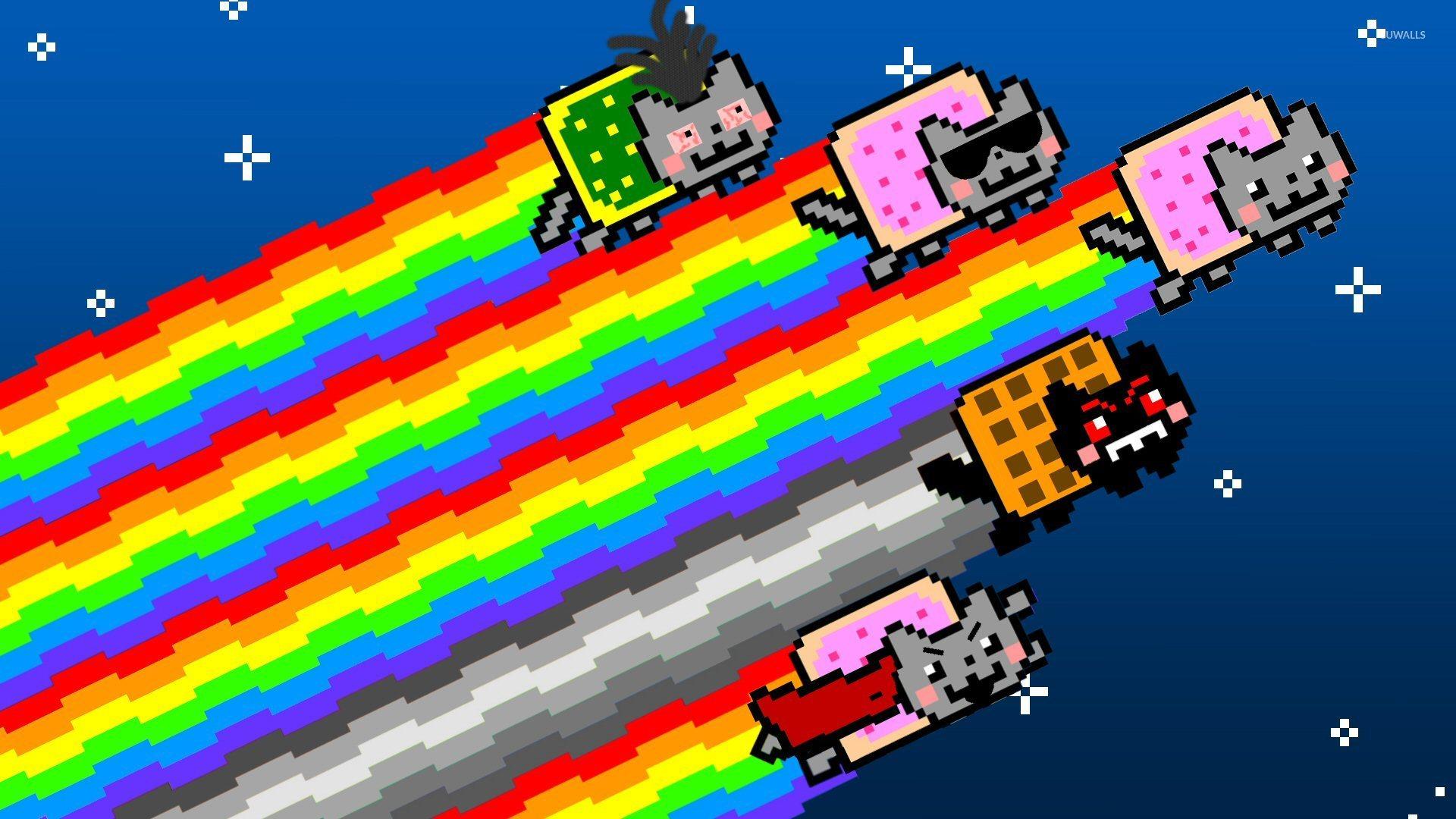 Nyan Cat Pics, Cartoon Collection