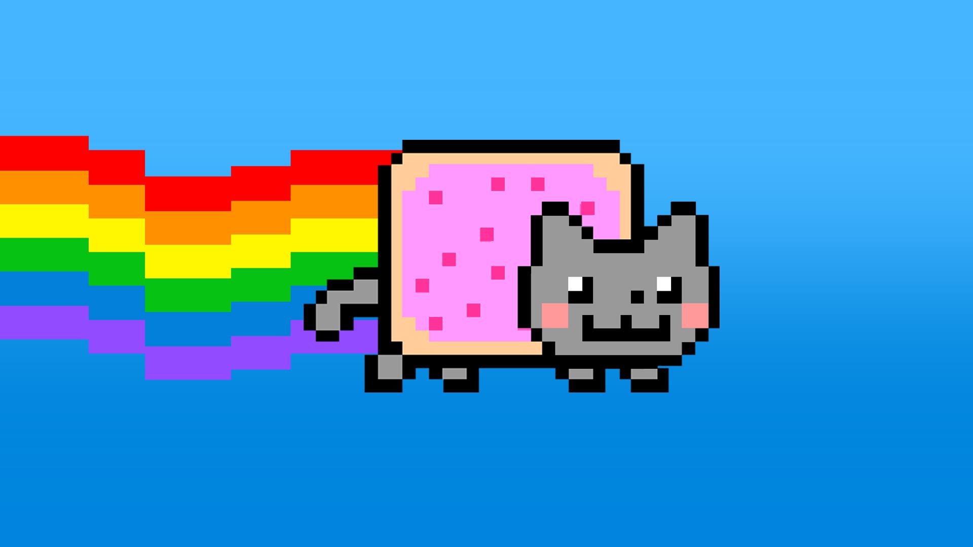 1920x1080 > Nyan Cat Wallpapers