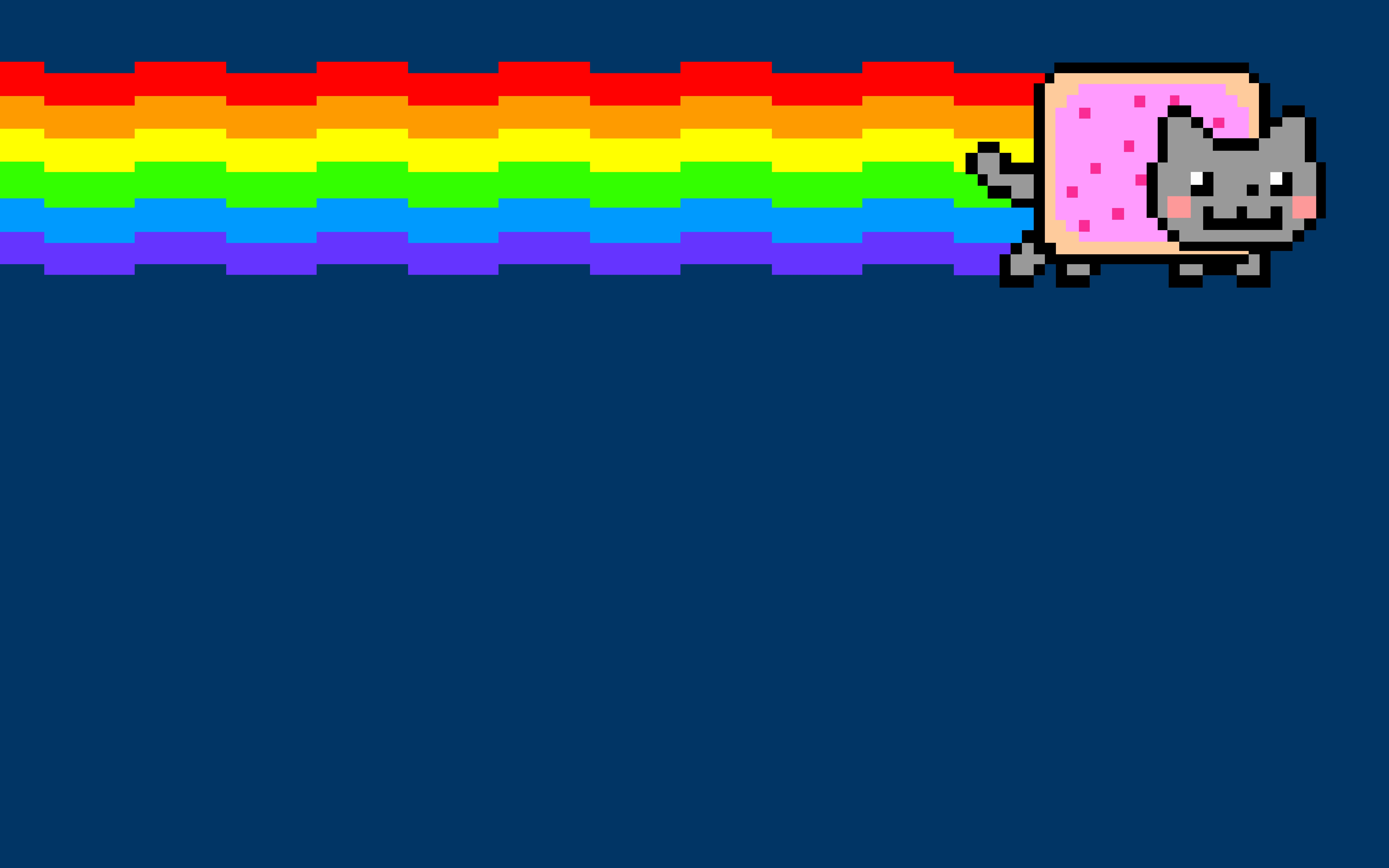 Nyan Cat Backgrounds on Wallpapers Vista