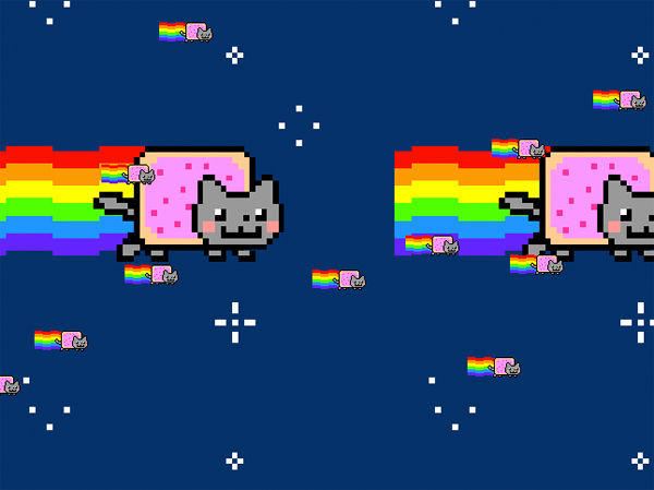 Images of Nyan Cat   600x449