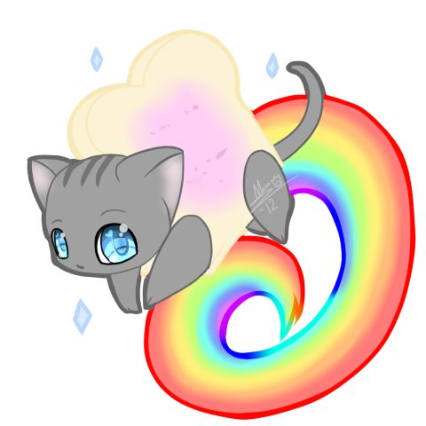 Nyan Cat Backgrounds, Compatible - PC, Mobile, Gadgets| 480x480 px