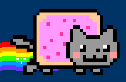 Amazing Nyan Cat Pictures & Backgrounds
