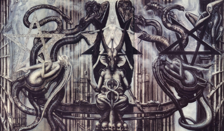 High Resolution Wallpaper | Occult 2835x1663 px