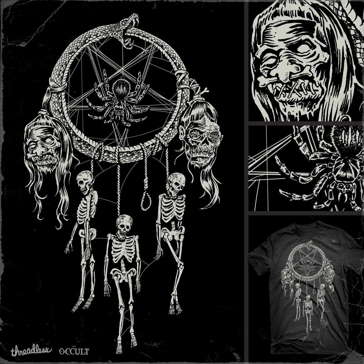 Occult Backgrounds, Compatible - PC, Mobile, Gadgets| 1200x1200 px