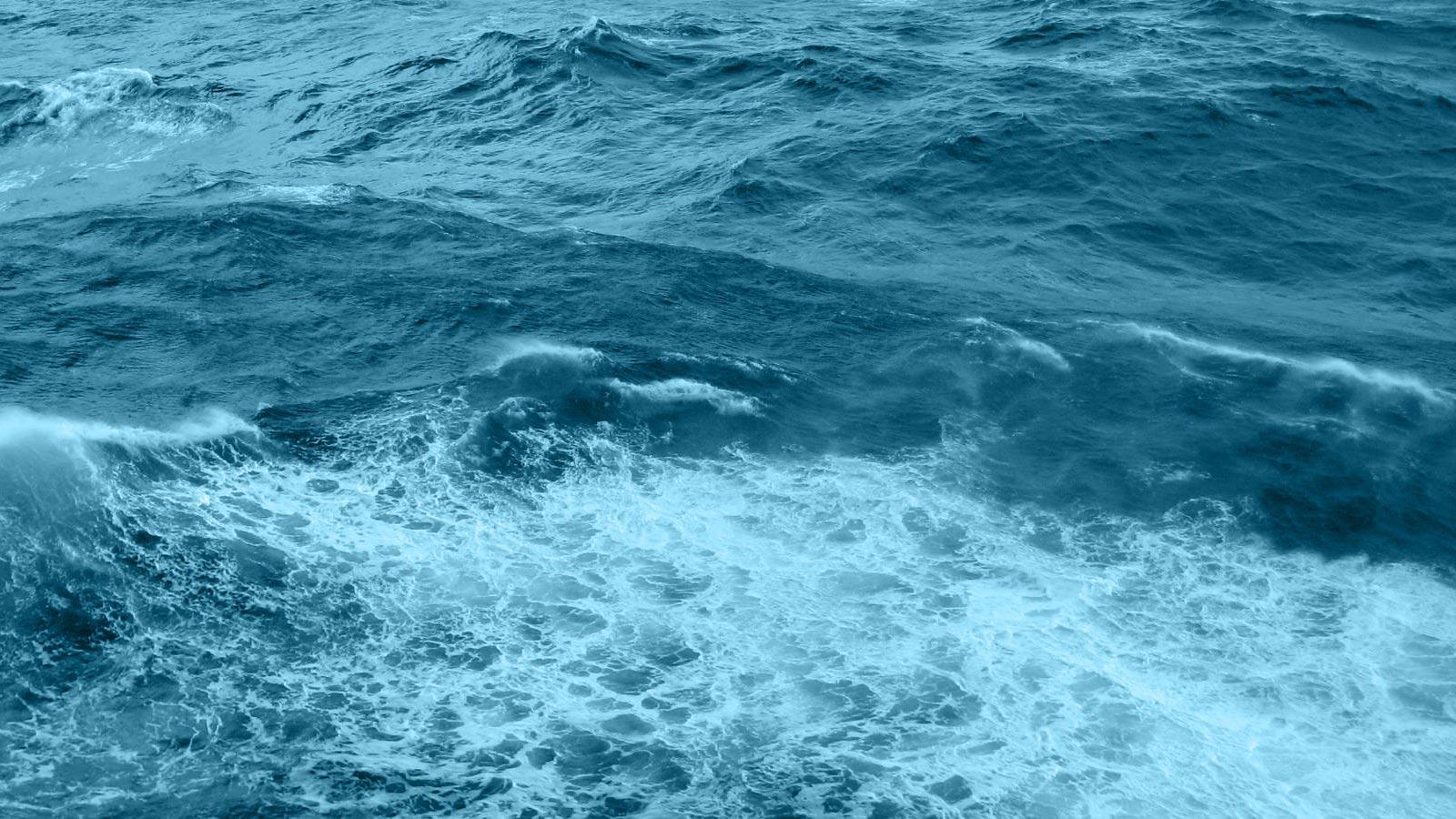 Ocean Backgrounds, Compatible - PC, Mobile, Gadgets| 1600x900 px