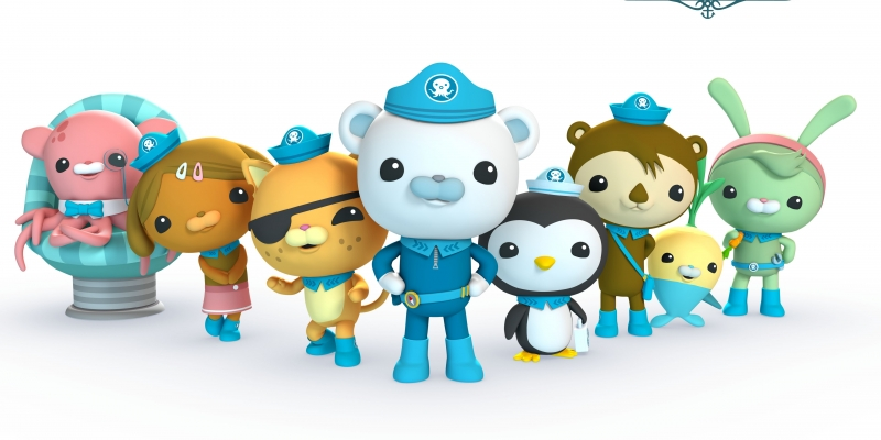 Octonauts HD wallpapers, Desktop wallpaper - most viewed