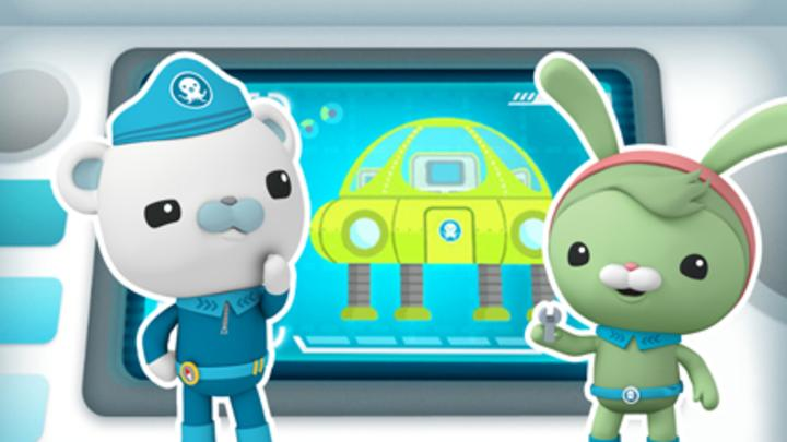 HD Quality Wallpaper | Collection: Cartoon, 720x405 Octonauts