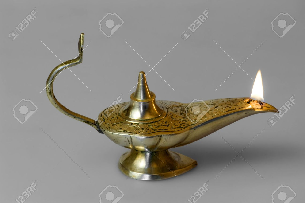 Oil Lamp Pics, Artistic Collection