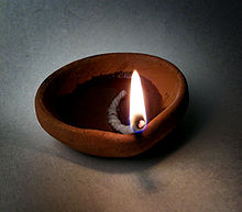 HD Quality Wallpaper | Collection: Artistic, 220x193 Oil Lamp