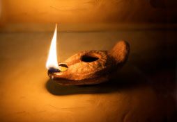 254x176 > Oil Lamp Wallpapers