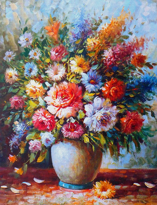 HQ Oil Painting Wallpapers | File 224.5Kb