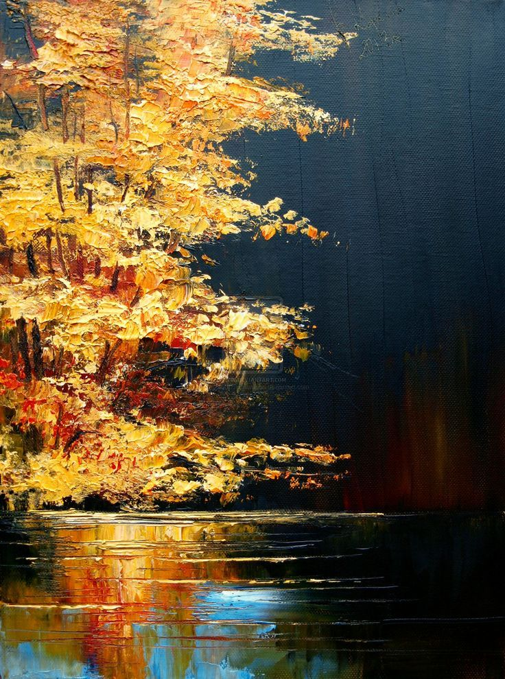 HD Quality Wallpaper | Collection: Artistic, 736x990 Oil Painting