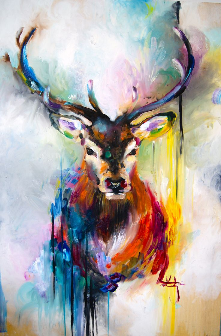 High Resolution Wallpaper | Oil Painting 736x1121 px
