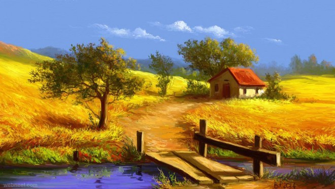 Oil Painting Pics, Artistic Collection