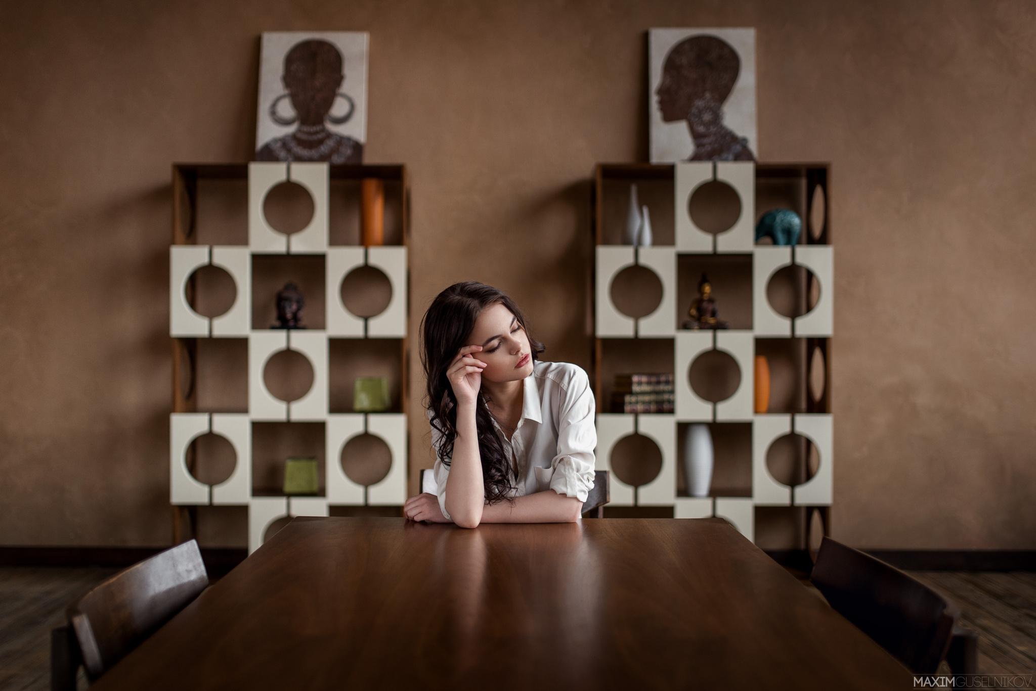 Nice Images Collection: Oktyabrina Maximova Desktop Wallpapers