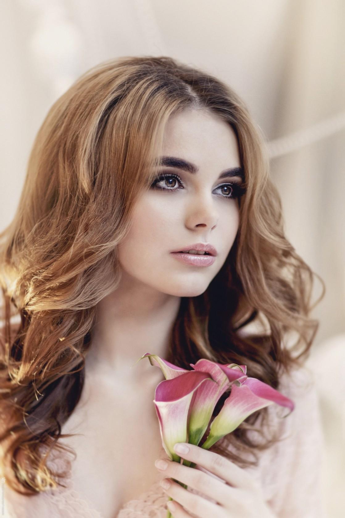 Oktyabrina Maximova Pics, Women Collection