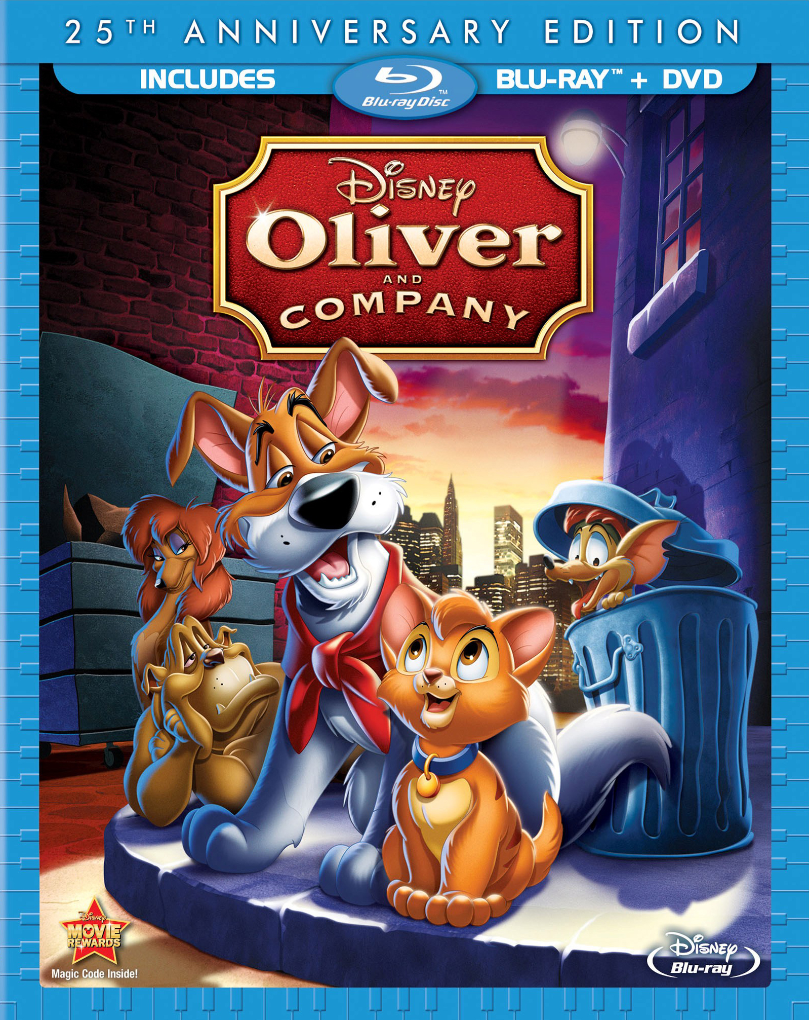 Amazing Oliver & Company Pictures & Backgrounds