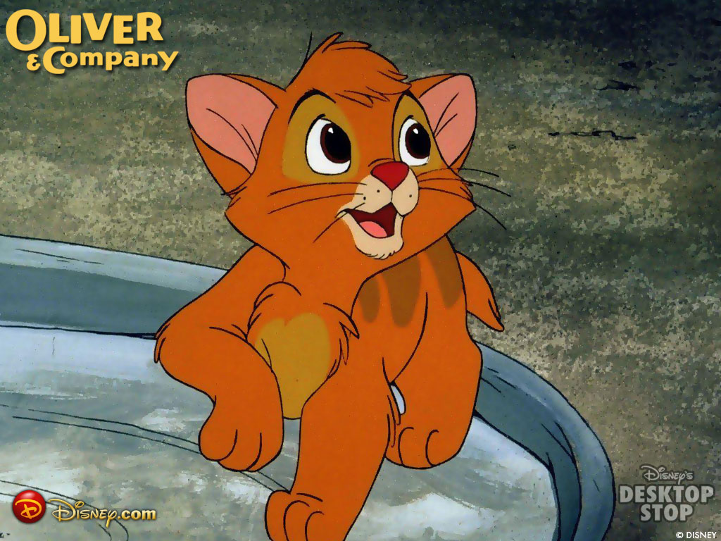 Oliver & Company Backgrounds, Compatible - PC, Mobile, Gadgets| 1024x768 px