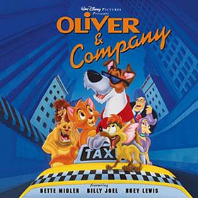 Oliver & Company Pics, Cartoon Collection