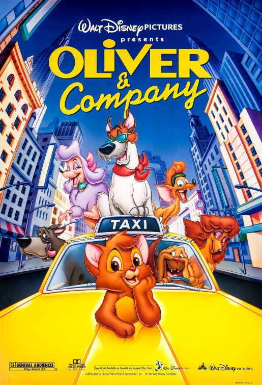 HQ Oliver & Company Wallpapers | File 146.73Kb