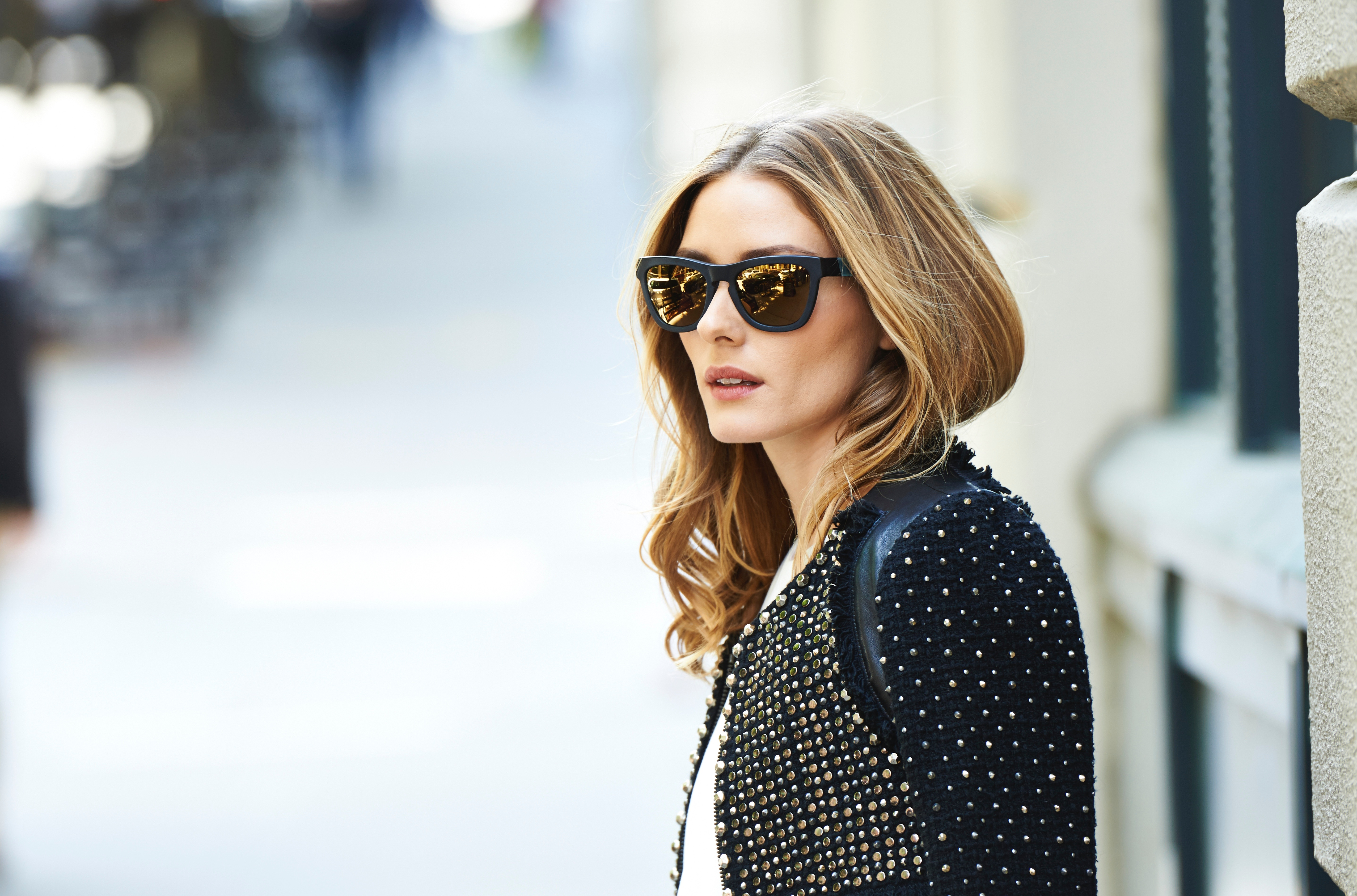 HD Quality Wallpaper | Collection: Women, 5749x3796 Olivia Palermo