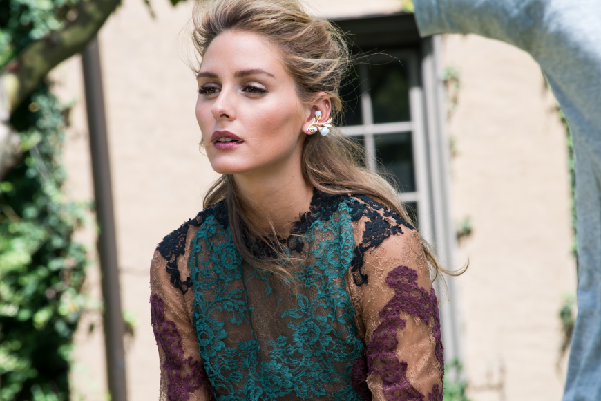 Nice wallpapers Olivia Palermo 870x580px