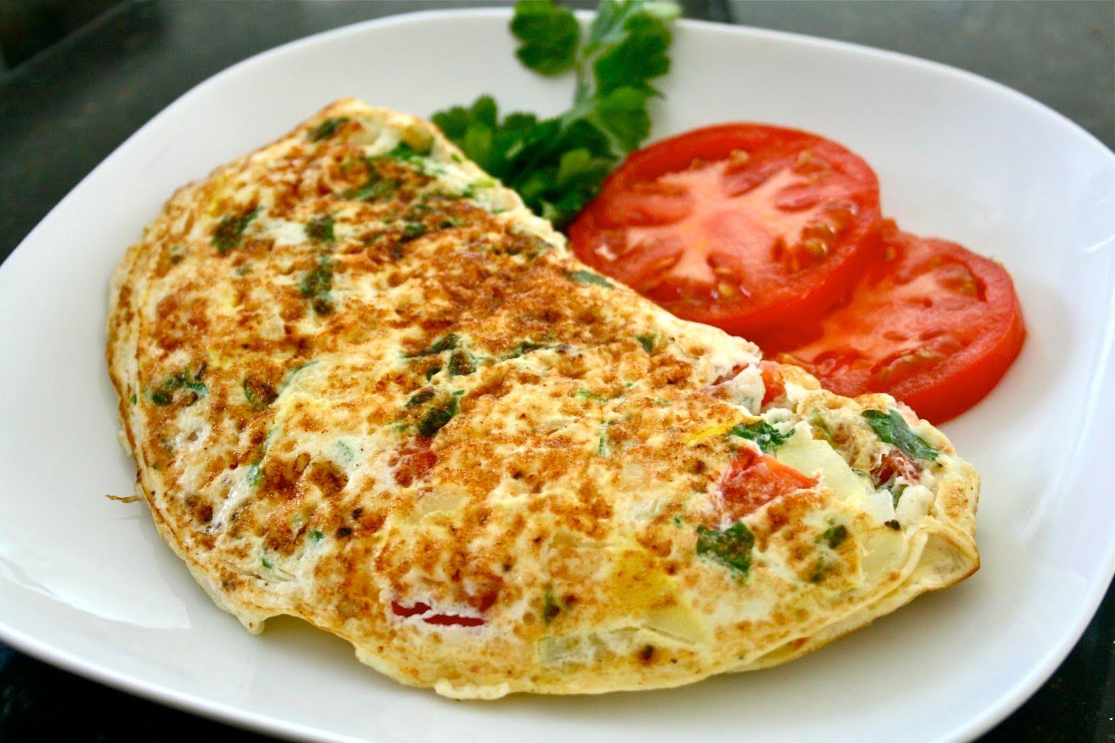 Omelette #3