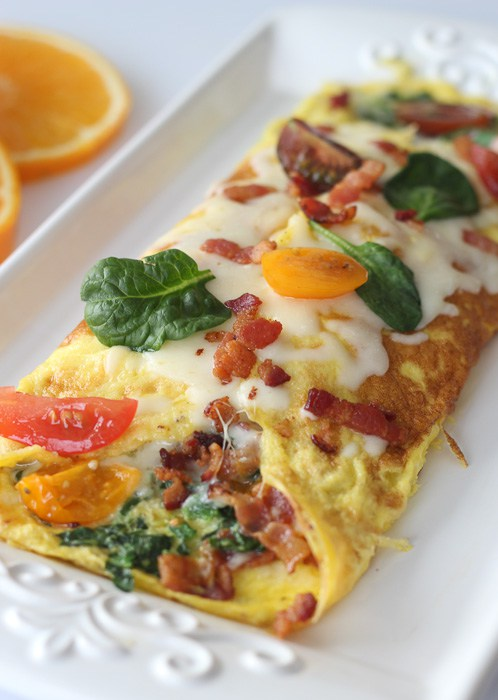 Nice Images Collection: Omelette Desktop Wallpapers