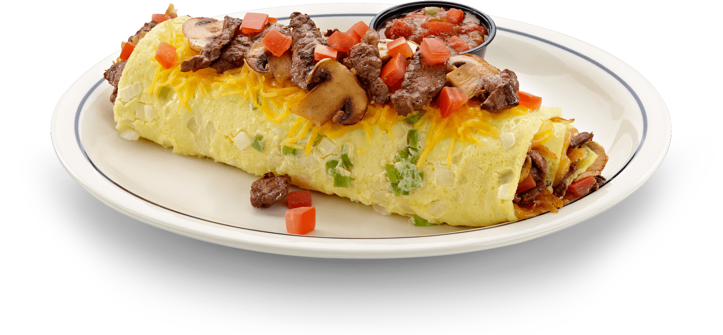 HD Quality Wallpaper | Collection: Food, 1415x655 Omelette