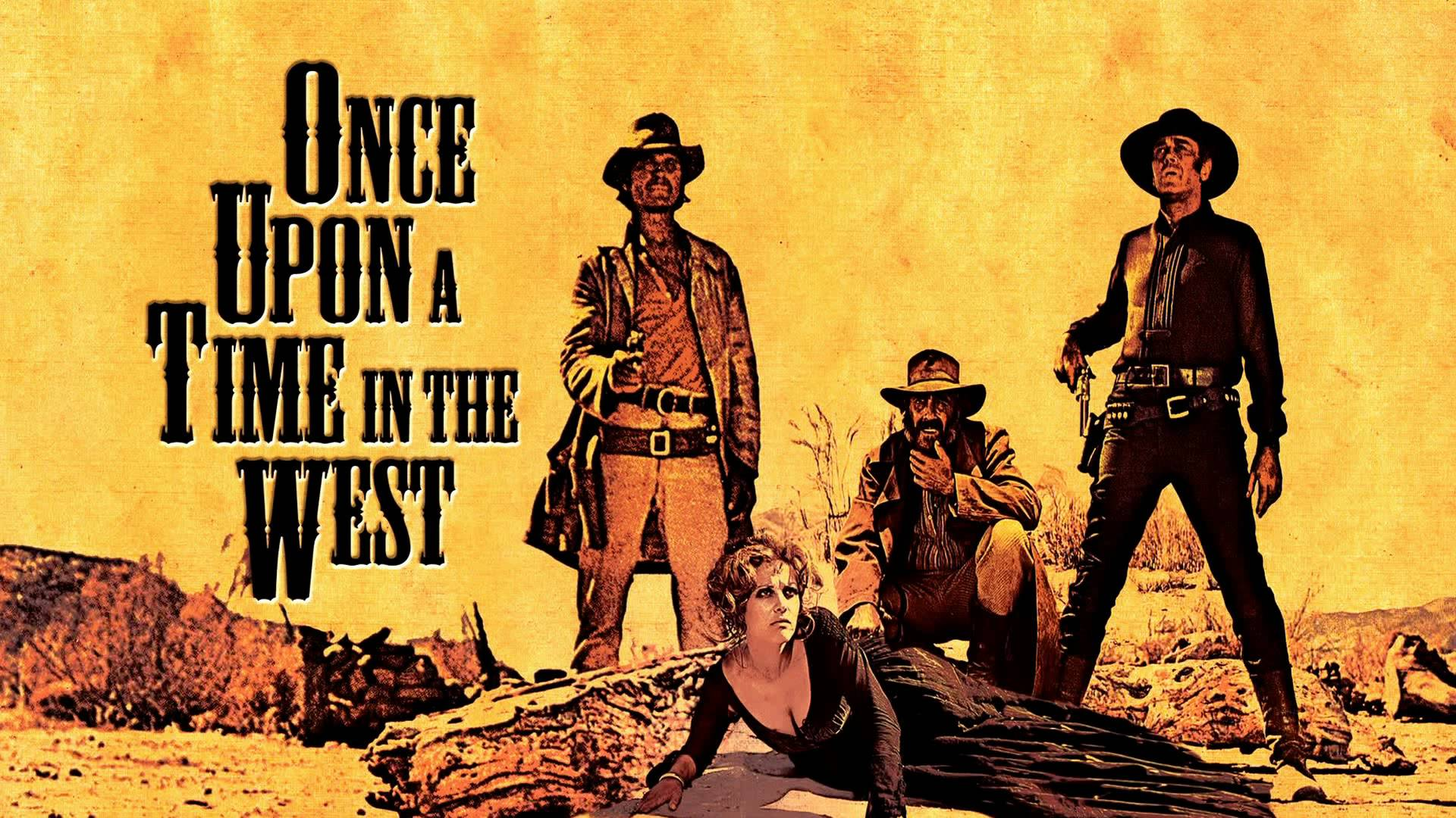 Once Upon A Time In The West Wallpapers Movie Hq Once Upon A