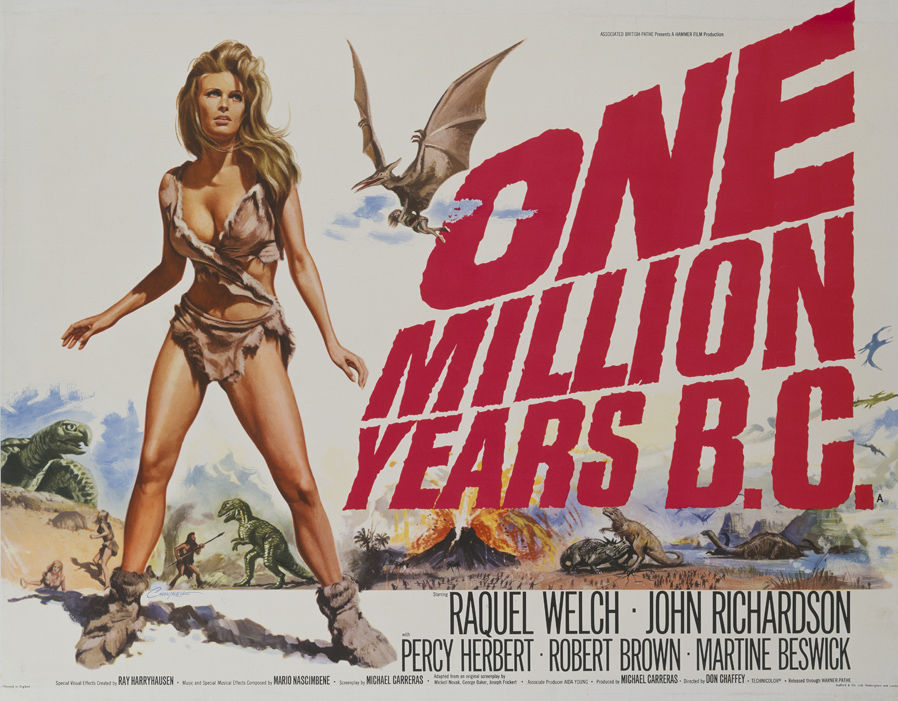 HQ One Million Years B.C. Wallpapers | File 131.61Kb
