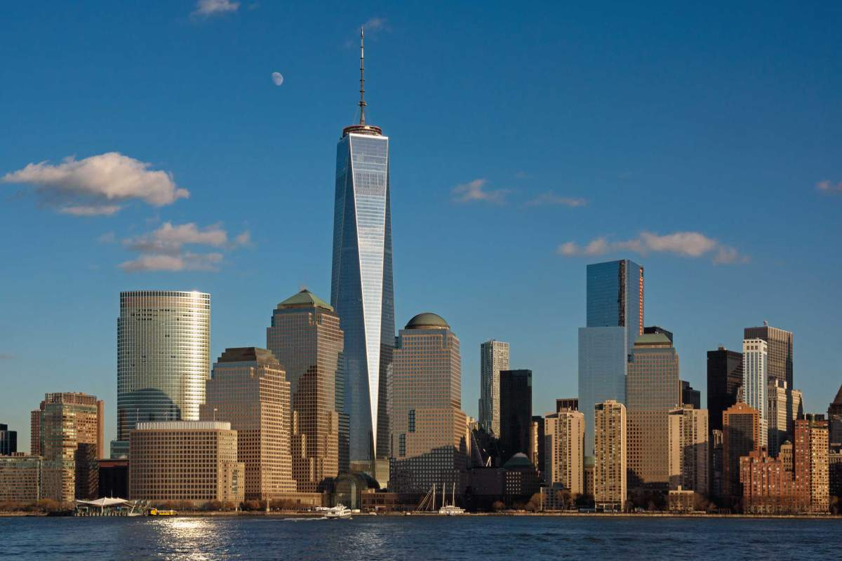 One World Trade Center Wallpapers Man Made Hq One World Trade