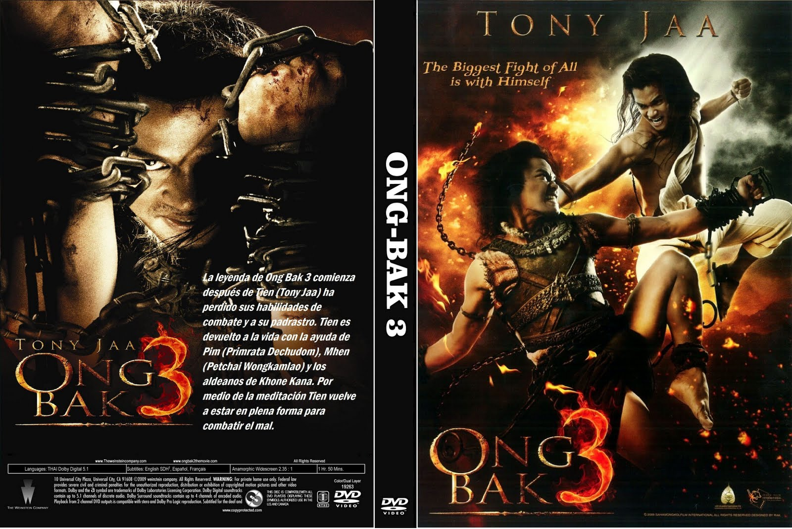 Amazing Ong-Bak 3 Pictures & Backgrounds